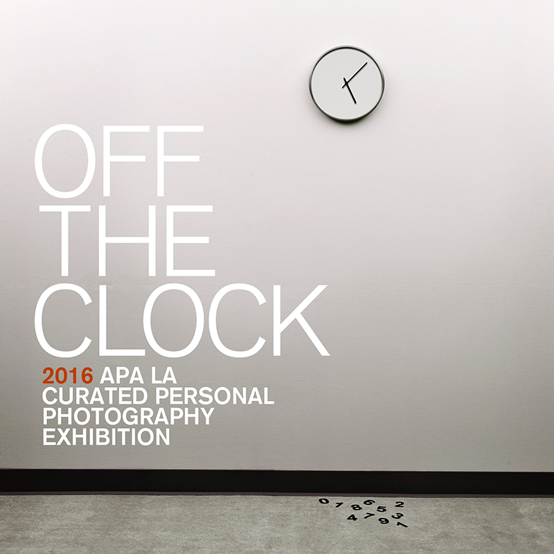 OFF THE CLOCK 2016 - Call for Entries
