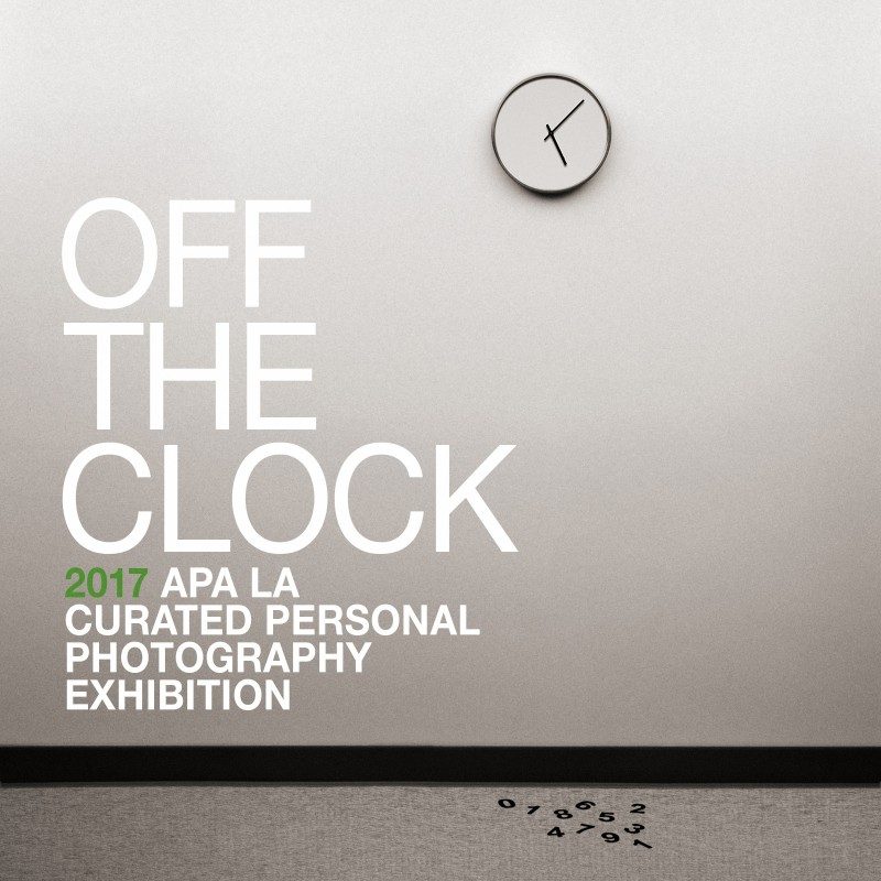 OFF THE CLOCK 2017 - Call for Entries