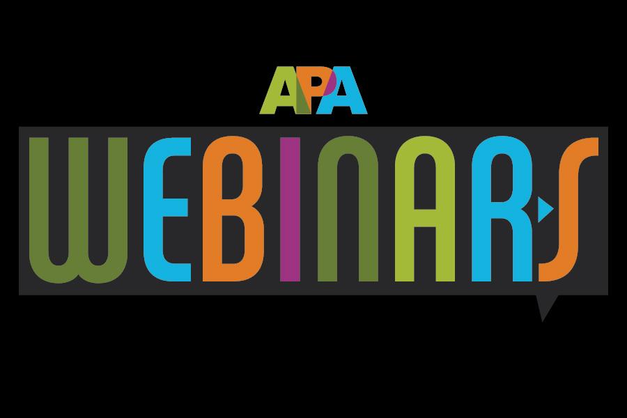 APA Webinars