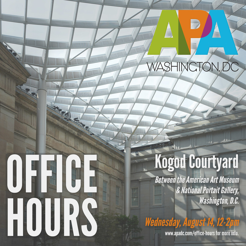 APA DC Presents Coffee With Us!
