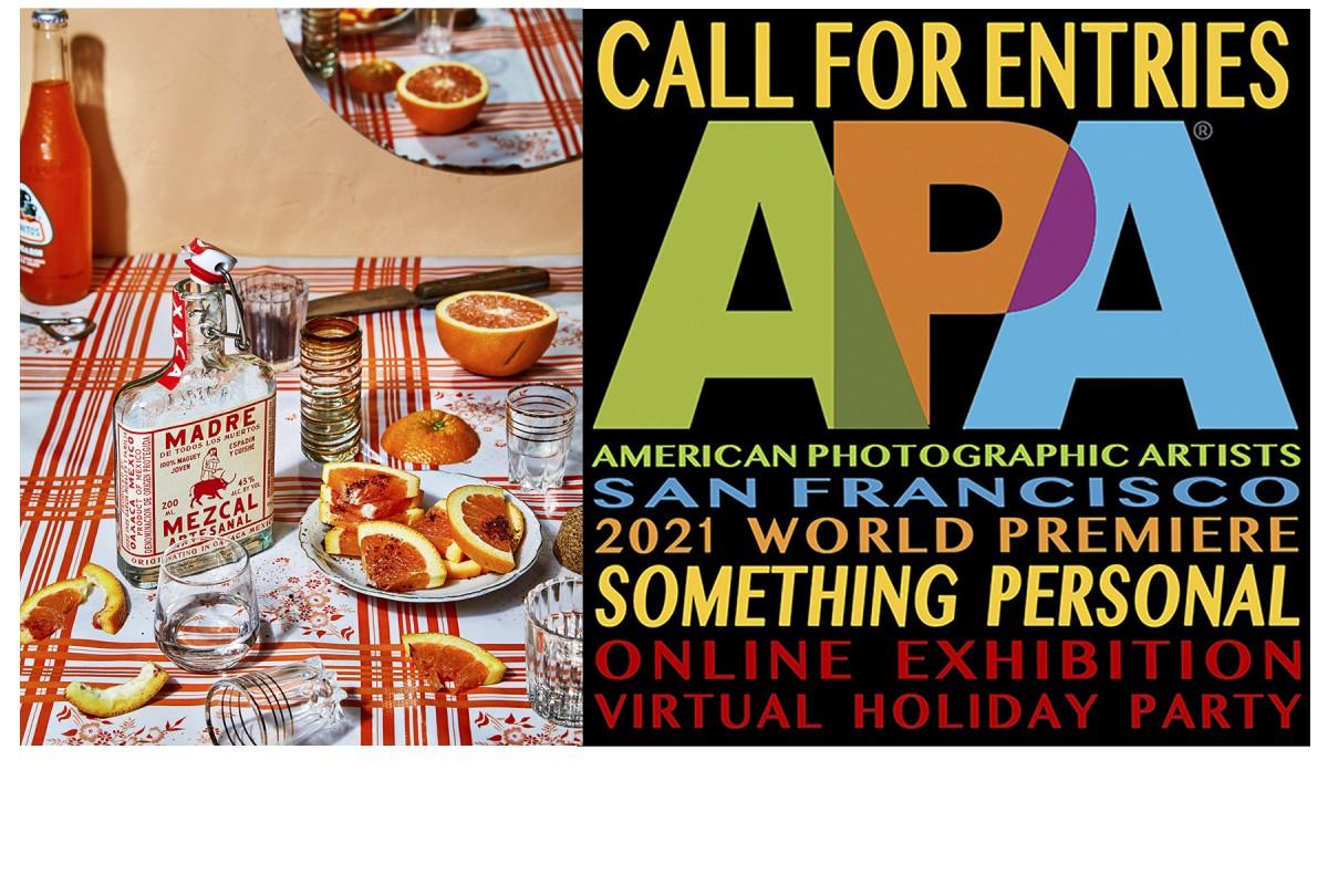 APA SF 2021 Something Personal Call For Entries