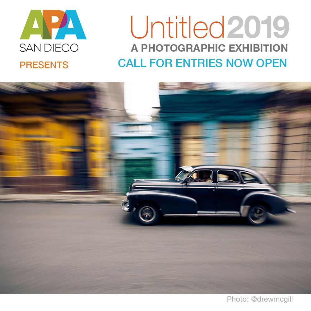 APA San Diego: Untitled 2019 Call for Entries