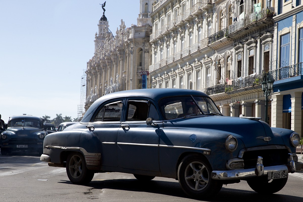 April Photoworkshop in Cuba with Phase One