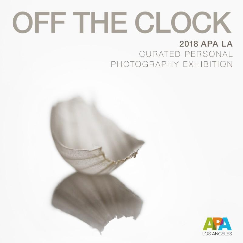 APA LA Off The Clock 2018 Winners Announced