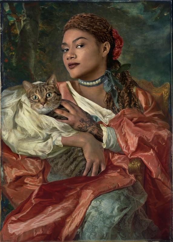 Brooke Hummer: Cats, Women, and Art