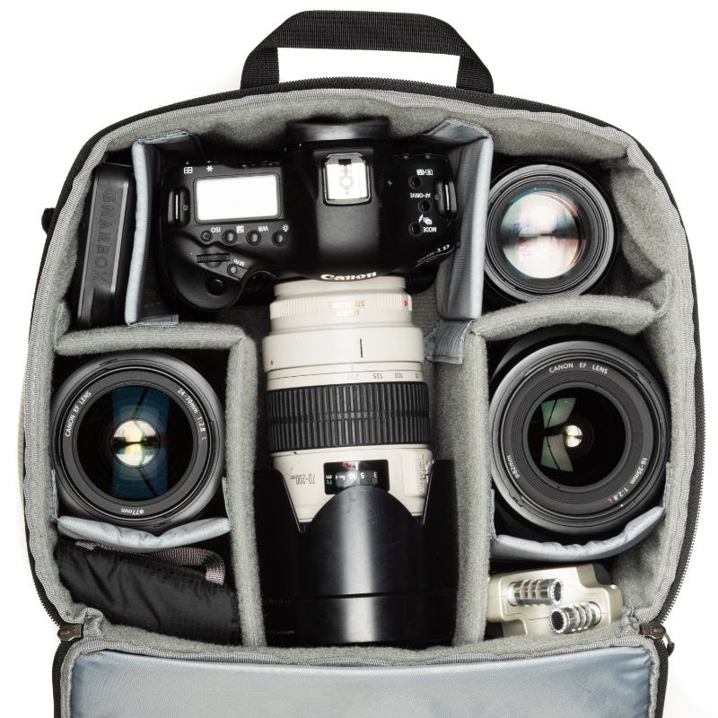 Expand Your Gear Capacity with Think Tank Photo's Stash Master 13L Travel Cube