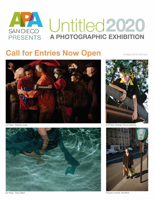 APA San Diego Untitled 2020 Call for Entries