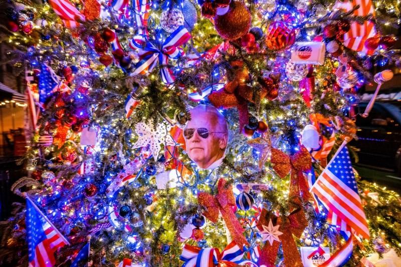 ©Stephen Voss, Day 5, 100 Days of Biden's Washington