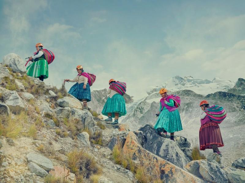 ©Todd Antony from Cholitas Escaladoras Bolivianas