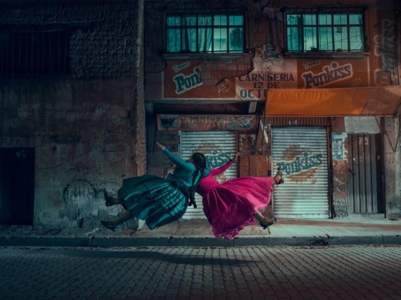 ©Todd Antony from Flying Cholitas!