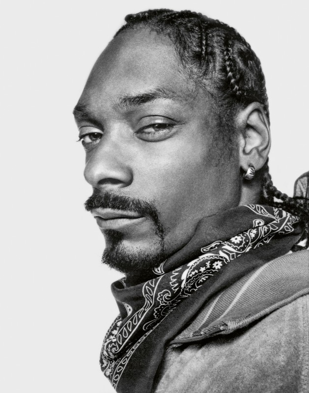 Snoop Dogg, Los Angeles, CA ©Donald Graham