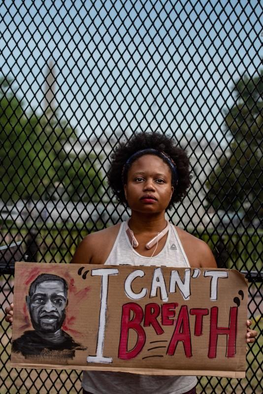 ©Stephen Voss, DC BLM Protest