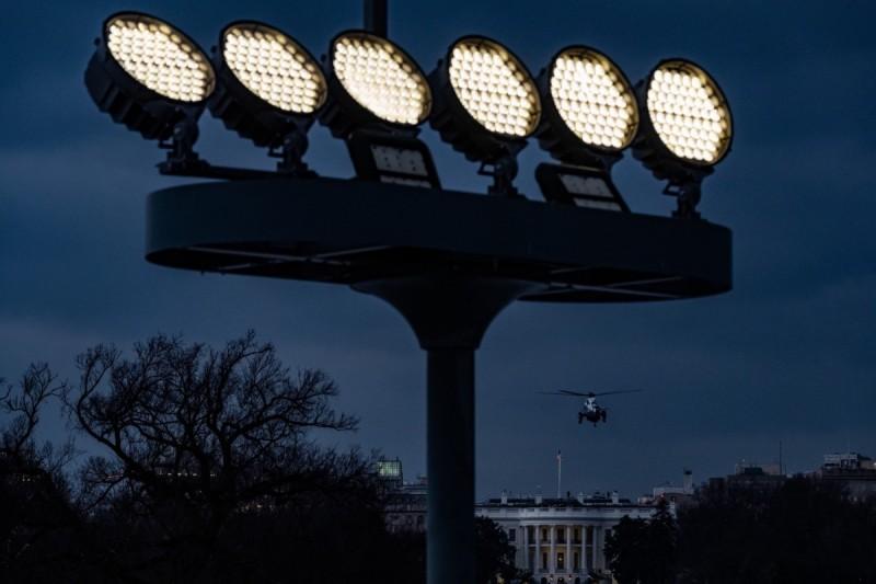 ©Stephen Voss, Day 31, 100 Days of Biden's Washington