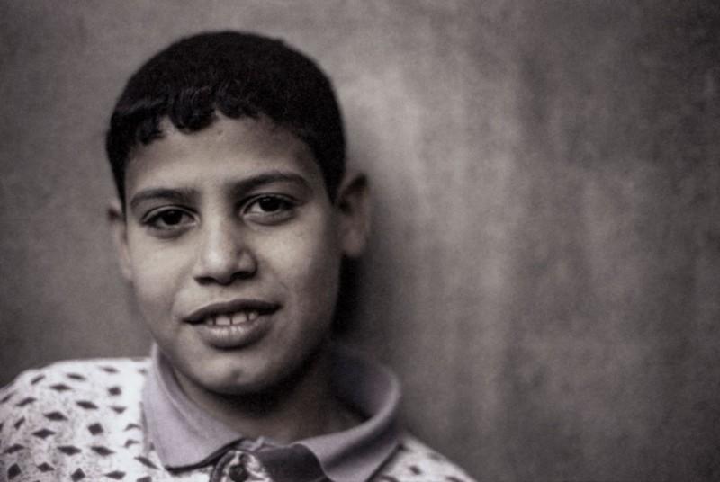 Nathanael Filbert - Young Boy