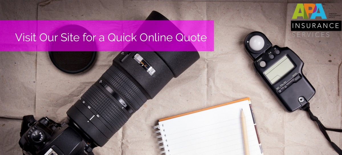 APA Business Insurance for Photographers