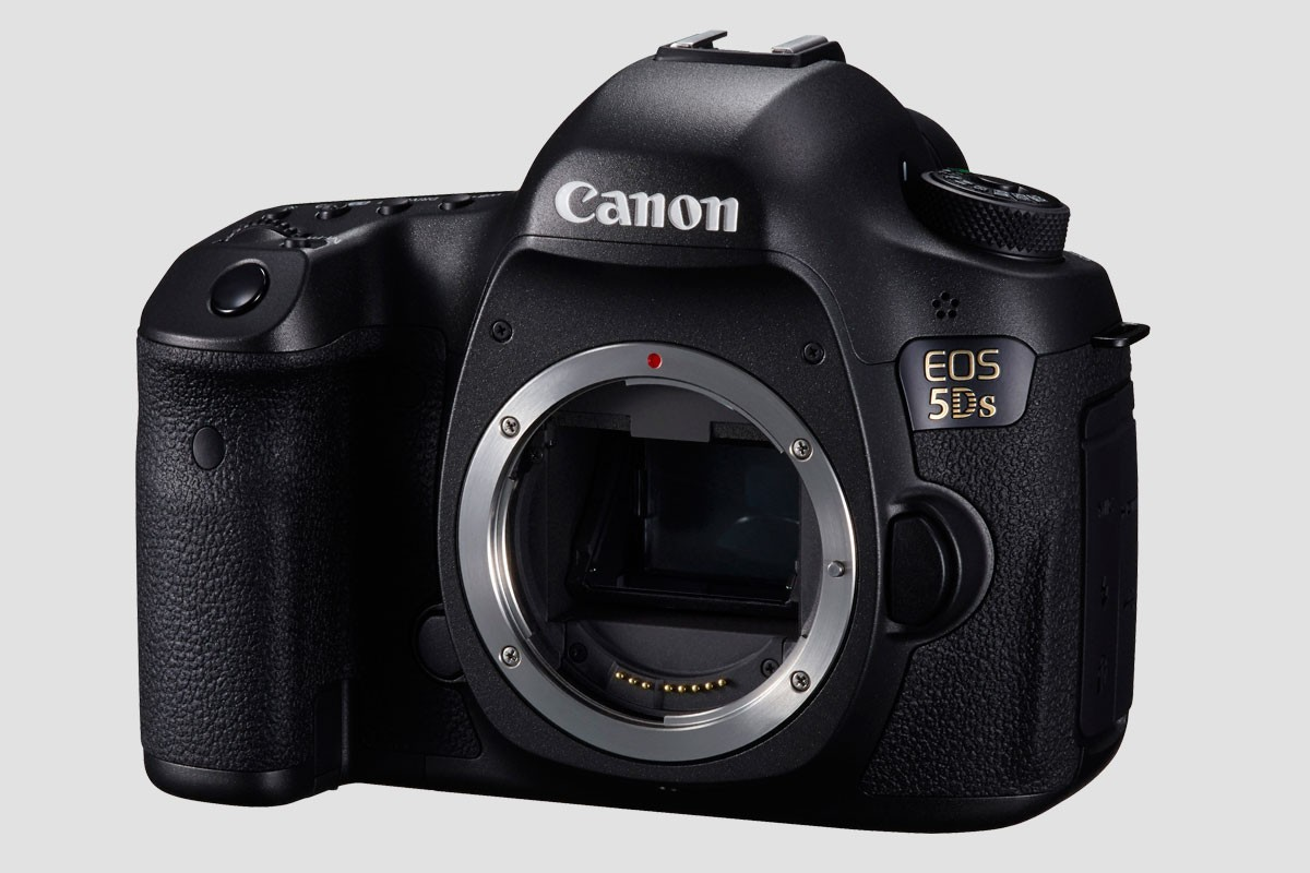 Canon EOS 5DS still up for grabs