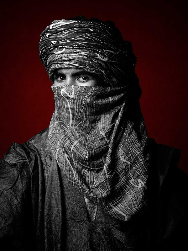 Sandro from the Morocco series