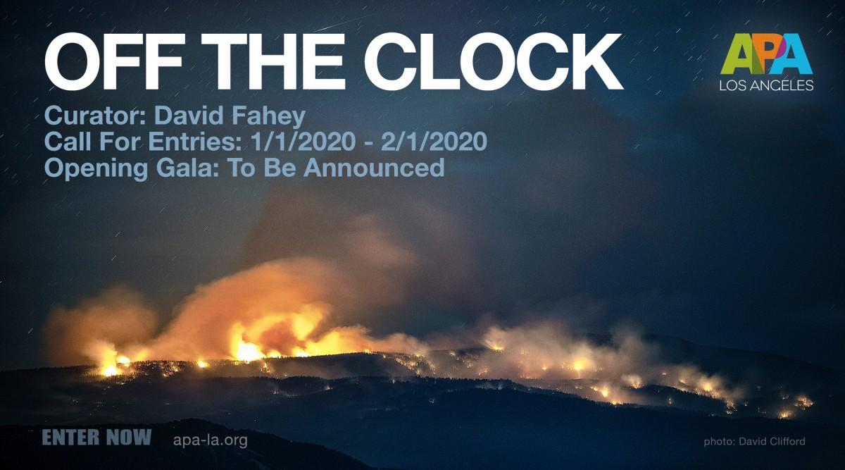 APA LA: Off The Clock 2020