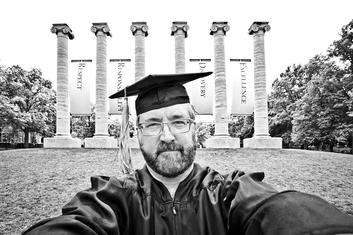 Pulitzer Prize-winning photographer Brian Smith's 2015 Commencement Address