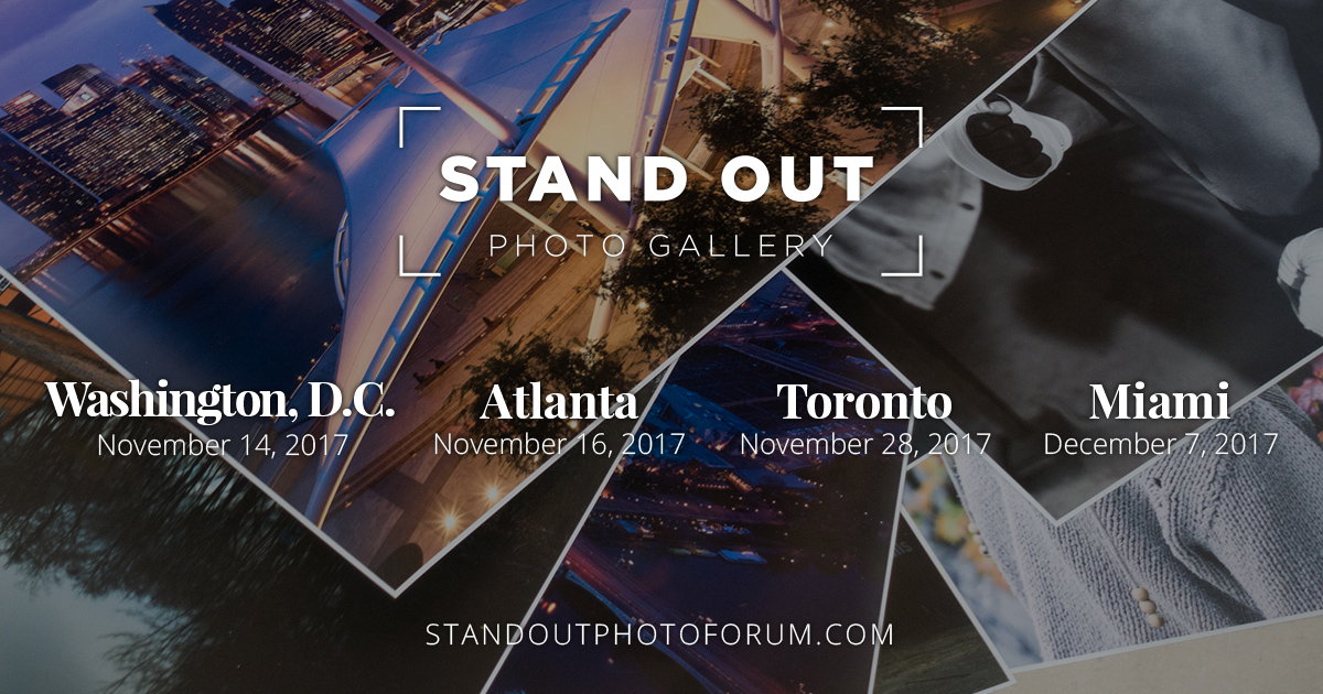 Stand Out Photographic Forum Gallery 2017