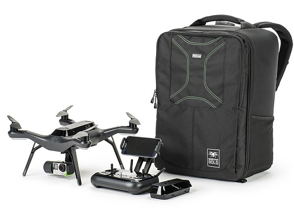 Think Tank releases new rolling camera bag and drone backpack