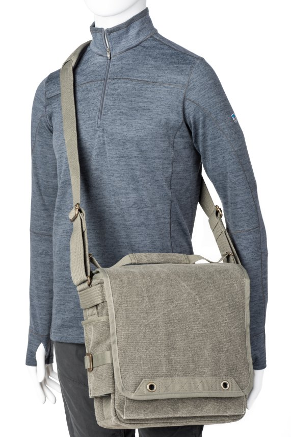 Think Tank Photo's Upgraded Retrospective Shoulder Bag