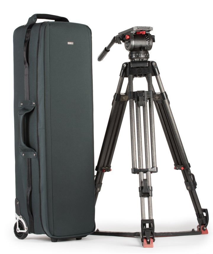 Think Tank's Video Tripod Manager 44 Rolling Case