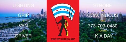 Windy City Lighting & Grip