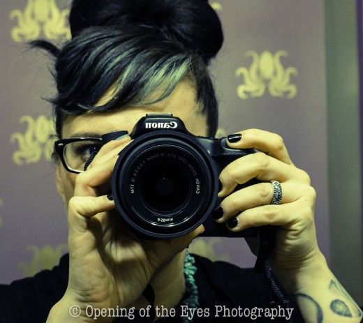 Opening of the Eyes Photography