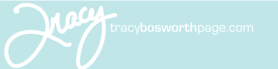 Tracy Bosworth Page