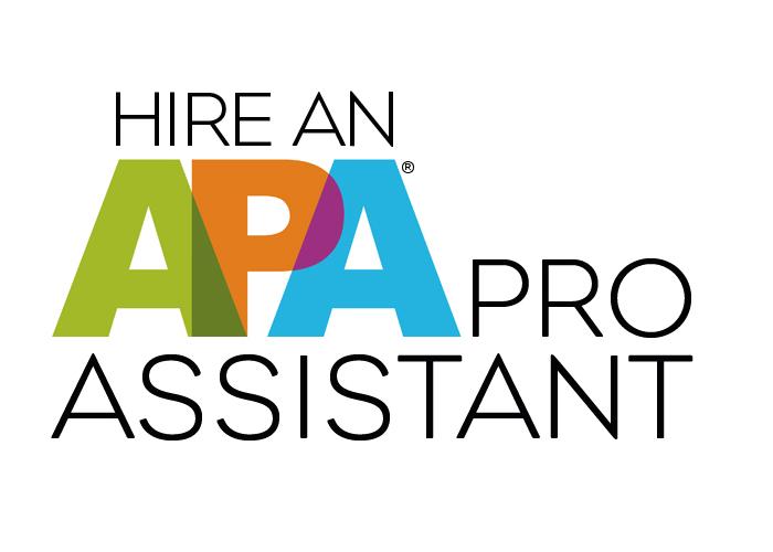 Hire an APA Pro Assistant